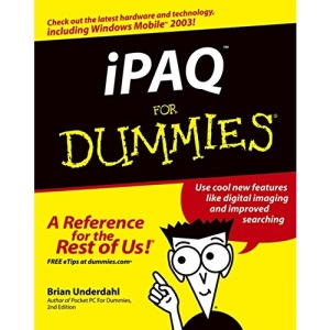 iPAQ for Dummies