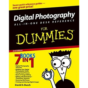 Digital Photography All-in-one Desk Reference for Dummies (For Dummies)