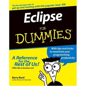 Eclipse X for Dummies