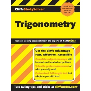 Trigonometry (CliffsStudySolver)