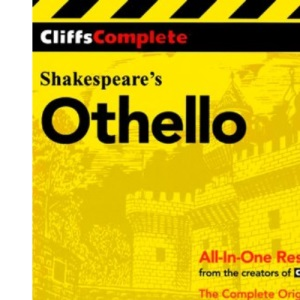 Othello: Complete Study Edition (Cliffs Notes)