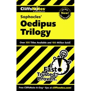 CliffsNotes on Sophocles' Oedipus Trilogy