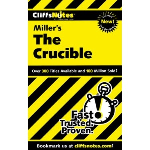 Notes on Miller's Crucible (Cliffs Notes)