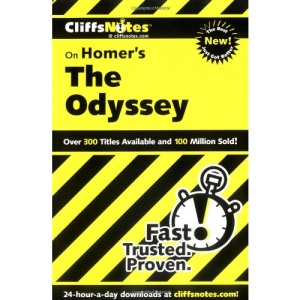 The Odyssey (Cliffs Notes)