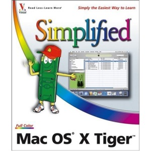 Mac OS X Tiger Simplified