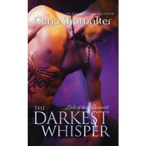 The Darkest Whisper(Lords of the Underworld: Book 4) (MIRA)