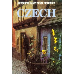 Czech Handy Extra Dictionary (Hippocrene Handy Extra Dictionaries)