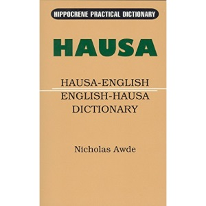 Hausa-English, English-Hausa Dictionary (Hippocrene Practical Dictionaries)