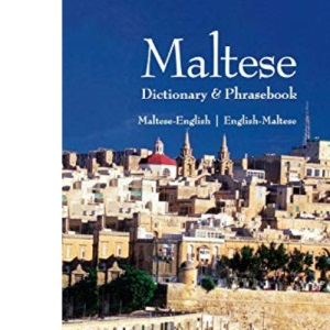 Maltese-English, English-Maltese Dictionary and Phrasebook (Hippocrene Dictionaries and Phrasebooks)