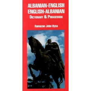 Albanian-English, English-Albanian Dictionary and Phrasebook (Dictionary & Phrasebooks Backlist)