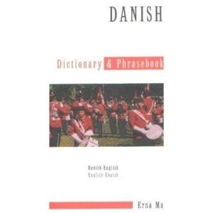 Danish-English/English-Danish Dictionary and Phrasebook (Hippocrene Dictionary and Phrasebooks) (Hippocrene Dictionary & Phrasebooks)