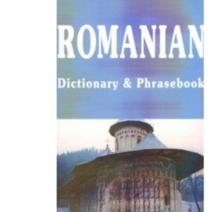 Romanian-English/English-Romanian Dictionary and Phrasebook (Hippocrene Dictionary and Phrasebooks)