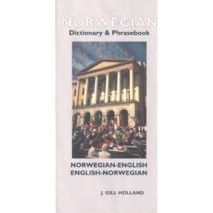 Norwegian-English / English-Norwegian Dictionary and Phrasebook (Hippocrene Dictionary & Phrasebooks)