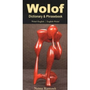 Wolof-English Dictionary and Phrasebook