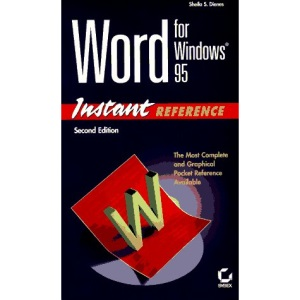 Word X for Windows 95 Instant Reference