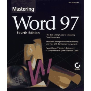 Mastering Word 97