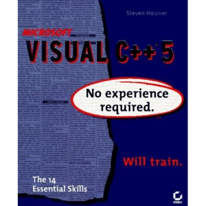 Visual C++ 5: No Experience Required