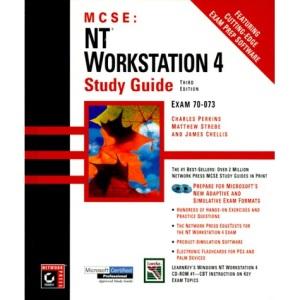 MCSE: NT Workstation 4 Study Guide (MCSE Exam Preparation Guide)