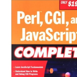 Perl, CGI and JavaScript Complete