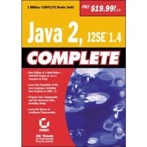 Java 2, J2SE 1.4 Complete