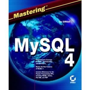Mastering MySQL 4