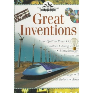 Great Inventions (Nature Company Discoveries Libraries)