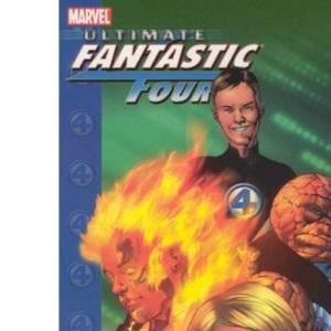 Ultimate Fantastic Four Volume 1: The Fantastic TPB: Fantastic v. 1