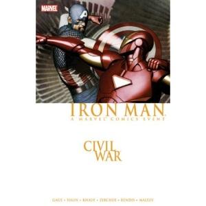 Civil War: Iron Man (Civil War)