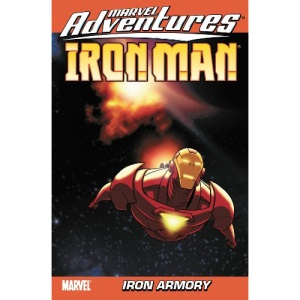 Marvel Adventures Iron Man: Iron Armory Digest v. 2