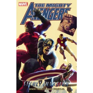 Mighty Avengers Volume 3: Secret Invasions Book 1 TPB