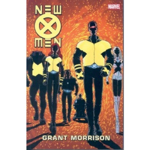 New X-Men By Grant Morrison Ultimate Collection Book 1 TPB (X-Men (Graphic Novels))
