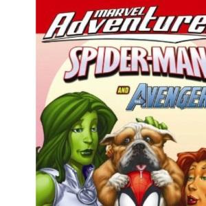 Marvel Adventures Spider-Man & The Avengers Digest