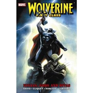 Wolverine First Class: Ninjas, Gods And Divas TPB