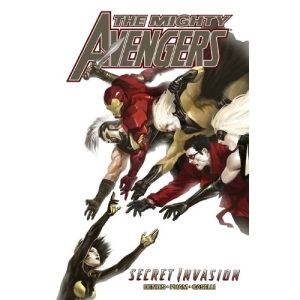 Mighty Avengers Volume 4: Secret Invasion Book 2 Premiere HC: Secret Invasion - Premiere v. 4, Bk. 2