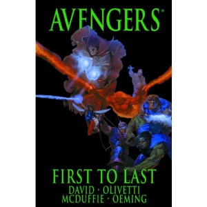 Avengers: First To Last Premiere HC (The Avengers)