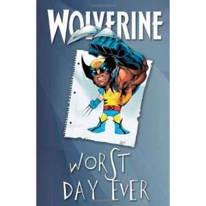 Wolverine: Worst Day Ever!