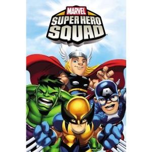 Super Hero Squad  Vol. 4
