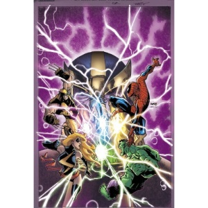 Avengers & the Infinity Gauntlet (Avengers Digest)