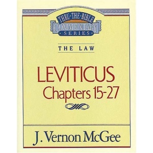Leviticus II (Thru the Bible Commentary)