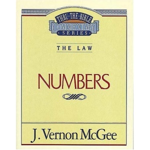 Numbers (Thru the Bible Commentary)