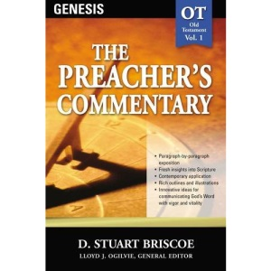 Genesis: 1 (Communicator's Commentary: Old Testament)