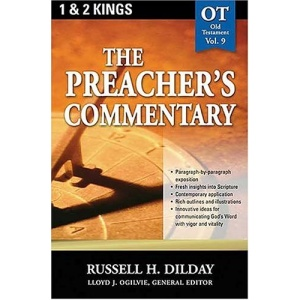 1,2 Kings: 9 (Communicator's Commentary: Old Testament)