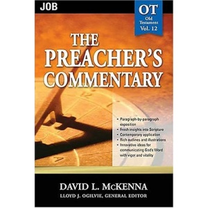 Job: 12 (Communicator's Commentary: Old Testament)