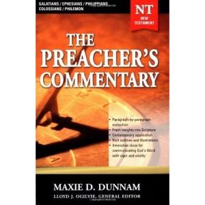 Galatians / Ephesians / Philippians / Colossians / Philemon (Preacher's Commentary)