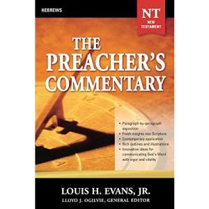 Hebrews (Preacher's Commentary)