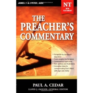 James / 1,2 Peter / Jude (Preacher's Commentary)
