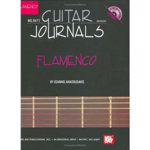 Flamenco [With DVD] (Mel Bay's Guitar Journals)