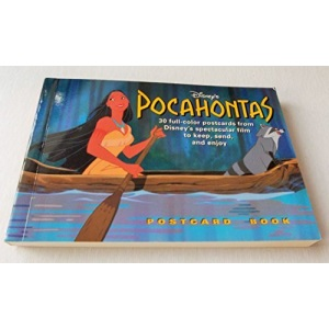 Disney's Pocahontas: 30 Full-Color Postcards from Disney's Spectacular Film to Keep, Send, and Enjoy