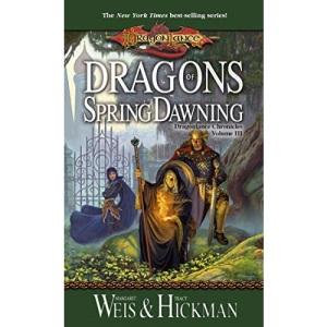 Dragons of Spring Dawning: 03 (Dragonlance Saga Novel: Chronicles (Books))