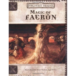 Magic of Faerun (Forgotten Realms Campaign Option)